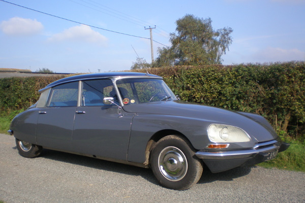 1969 DS21 Confort 10