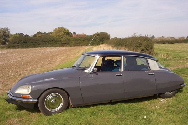 1969 DS21 Confort 4