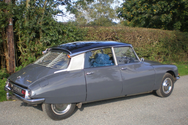 1969 DS21 Confort 7