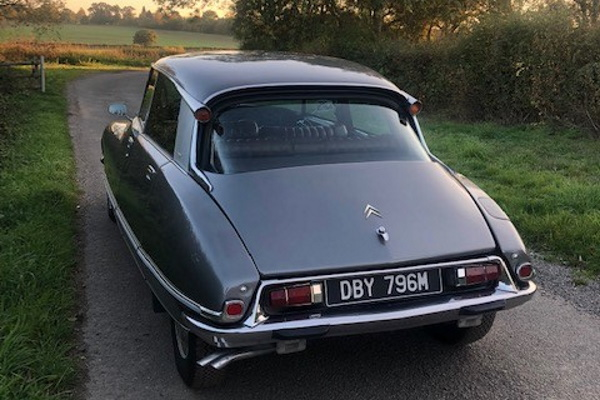 1973 DS20 semi auto Pallas 4